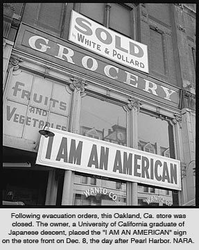 Questions of Loyalty · Japanese Internment · The United