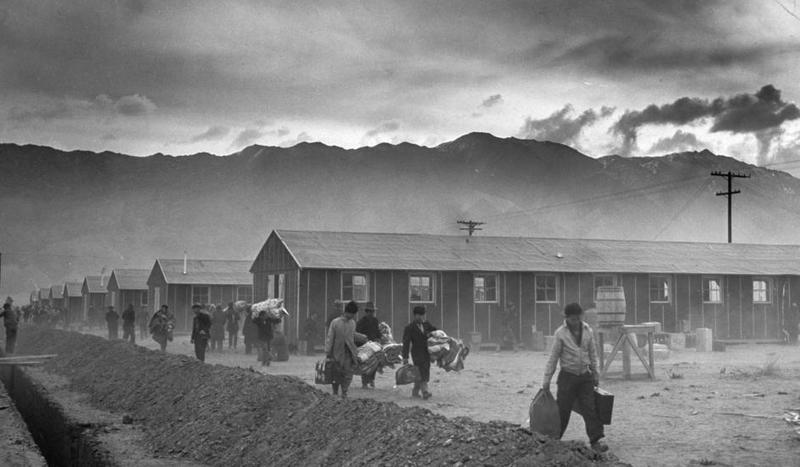 the question of japanese internment during world war two In the year 1941, japan bombed pearl harbor it was during this time that the united states had about 112,000 people of japanese ancestry residing in the us, two.