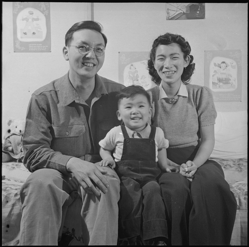 Resistance · Japanese Internment · The United States in